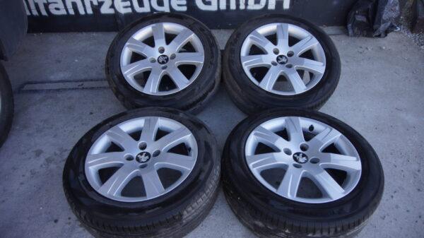 Kompletträder - Peugeot